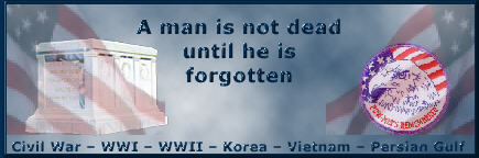A man is not dead until he is forgotten